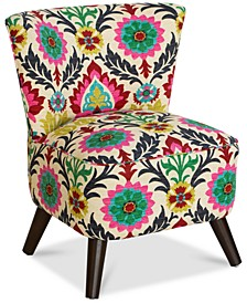 Grandview Desert Flower Accent Chair