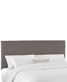 Irene California King Upholstered Headboard, Quick Ship