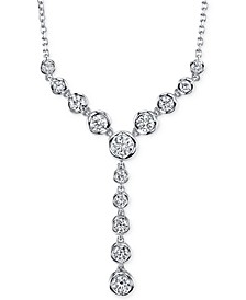 Sirena® Diamond Lariat Necklace (1 ct. t.w) in 14k Gold or White Gold
