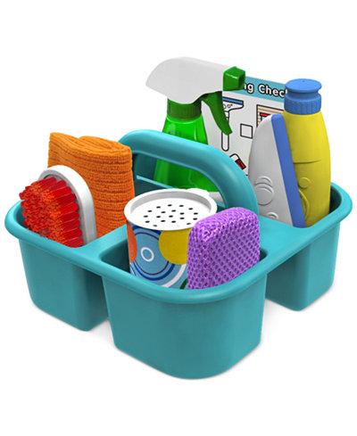 Melissa And Doug Kids Let S Play House Cleaning Basket