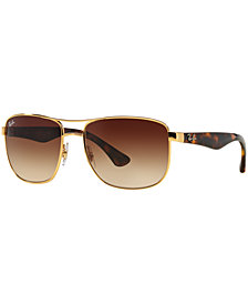 Ray-Ban Sunglasses, RB3533