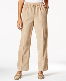 Classics Pull-On Corduroy Pants