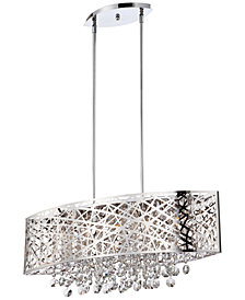Lite Source Benedetta Chrome Pendant