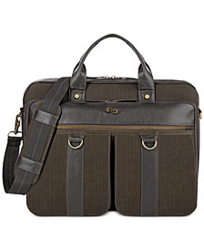 "Solo Bradford 15.6"" Laptop Briefcase"