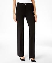 9277a131 Anne Klein Straight-Leg Trousers