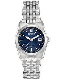 Men's Eco-Drive Stainless Steel Bracelet Watch 40mm BM7330-59L