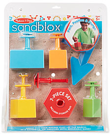 Melissa and Doug Kids' Sandblox Set