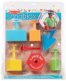 Melissa and Doug Kids' Sandblox Set