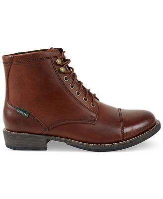 Eastland High Fidelity(Men's) -Dark Brown Leather
