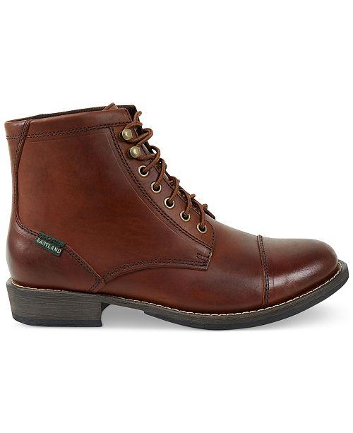 Eastland High Fidelity(Men's) -Dark Brown Leather Cheap Deals SIJaXyK