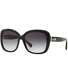 Coach Sunglasses, HC8158