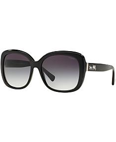 c2425027cb93 COACH Sunglasses - Macy's