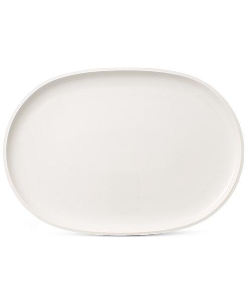 Villeroy & Boch Bone Porcelain Artesano Large Oval Platter