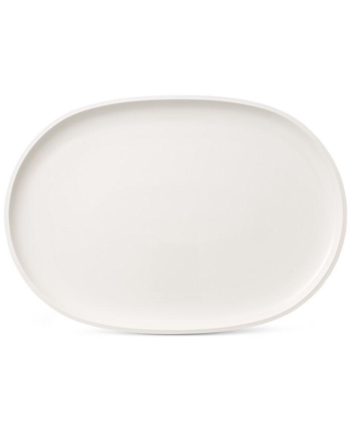 Villeroy & Boch - Bone Porcelain Artesano Large Oval Platter