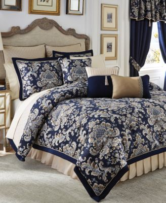 croscill imperial 4pc bedding collection