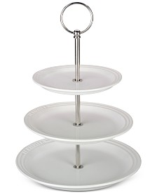 Le Creuset Three-Tier Serving Stand