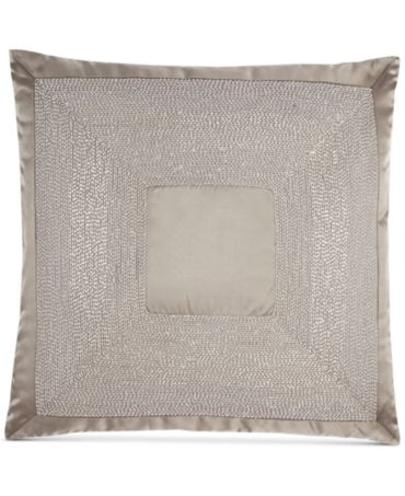 Hotel Collection Mulberry Decorative Pillows : Hotel Collection Keystone 18