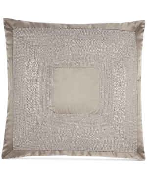 Hotel Collection Keystone 18 Square Decorative Pillow Created for Macys Bedding