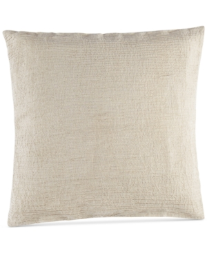 Hotel Collection Linen Stripe European Sham, Only at Macy's