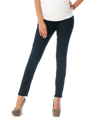 Motherhood Maternity Skinny Jeans, Dark Wash - Maternity - Women ...