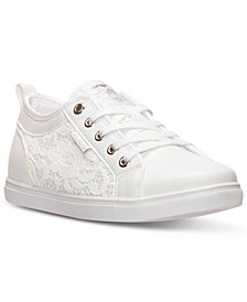 Vlado Little Girls' Louie Low Top Casual Sneakers from Finish Line
