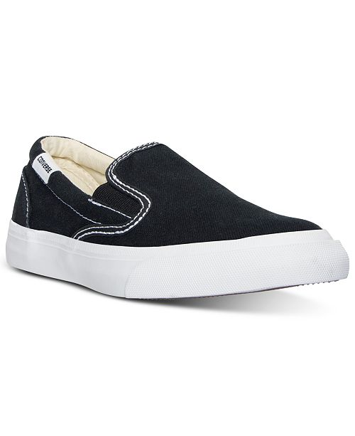 Converse. Little Boys  Chuck Taylor All Star Core Slip-On Casual Sneaker  from Finish Line. Be the first to Write a Review. main image  main image ... dab41cf7c