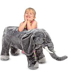 Melissa & Doug Plush Elephant