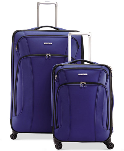 Samsonite LiteAir Spinner Luggage, Created for Macy's - Luggage ...