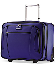 CLOSEOUT! Samsonite LiteAir Rolling Mobile Office, Created for Macy's