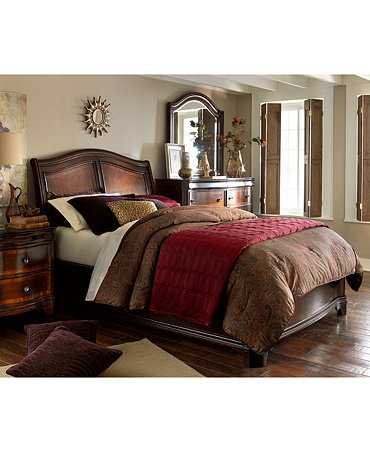 Delmont bedroom furniture collection only at macy 39 s furniture macy 39 s Macy s home bedroom furniture