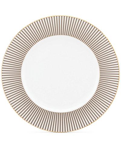 Brian Gluckstein by Lenox Audrey Bone China Dinner Plate