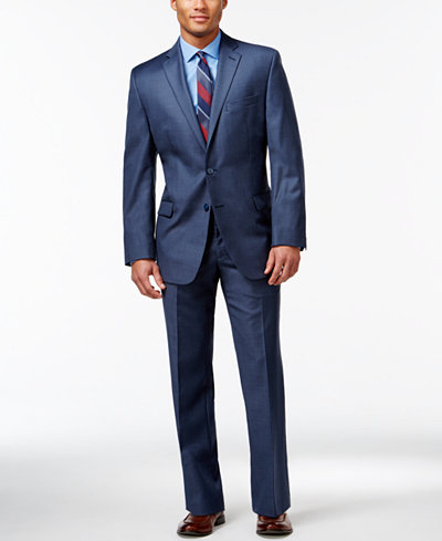 Calvin Klein Modern Fit Suit Separates - Suits & Suit Separates ...