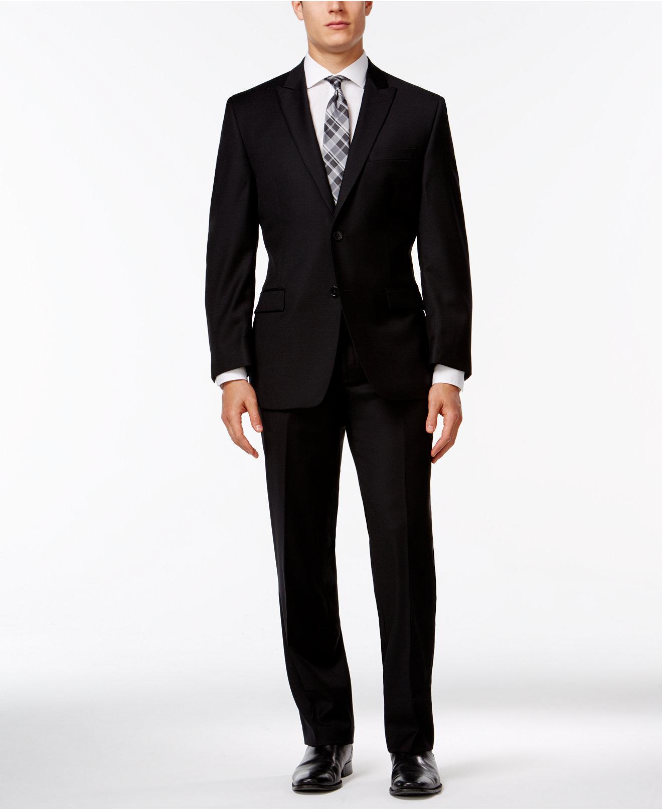 Suit Separates Mens Suits: Blue, Black, Gray - Macy's
