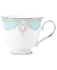 Empire Pearl  Bone China Tea Cup
