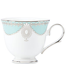Marchesa by Lenox Empire Pearl  Bone China Tea Cup