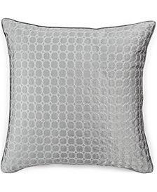 "CLOSEOUT! Hotel Collection Chalice 20"" Square Decorative Pillow, Created for Macy's"