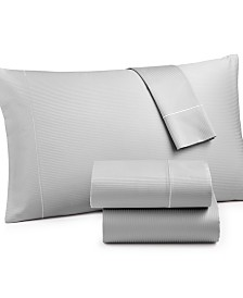 CLOSEOUT! Charter Club Sleep Cool Full 4-pc Sheet Set, 400 Thread Count Hygro® Cotton, Created for Macy's