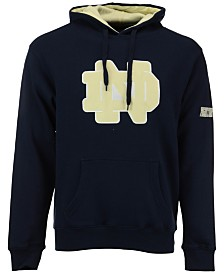 Colosseum Men's Notre Dame Fighting Irish Big Logo Hoodie