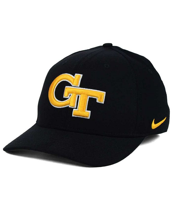 Nike - Georgia Tech Yellow Jackets Classic Swoosh Cap