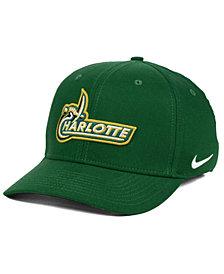 Nike Charlotte 49ers Classic Swoosh Cap