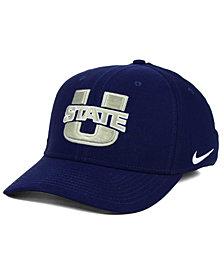 Nike Utah State Aggies Classic Swoosh Cap