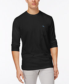 Tommy Bahama Men's Big & Tall Bali Sky Long-Sleeve Tee