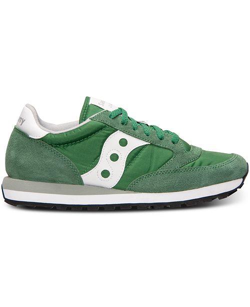 buy popular 65e02 c37ee Saucony Men's Jazz Original Casual Sneakers from Finish Line ...