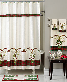 "CLOSEOUT! Lenox ""Holiday Nouveau""  Tissue Holder"