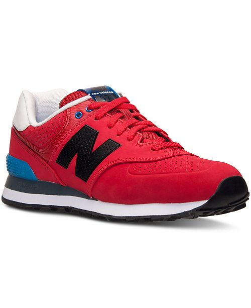 New Balance Men's 574 Acrylic Casual Sneakers from Finish Line