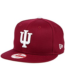 Indiana Hoosiers Core 9FIFTY Snapback Cap