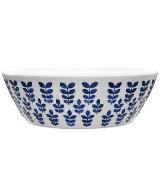 Sandefjord  Porcelain Round Vegetable Bowl
