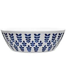 Noritake Sandefjord  Porcelain Round Vegetable Bowl