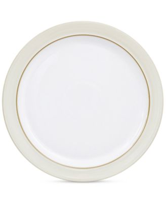 Natural Canvas Stoneware Dinner Plate  sc 1 st  Macy\u0027s & Denby Natural Canvas Collection - Dinnerware - Dining \u0026 Entertaining ...