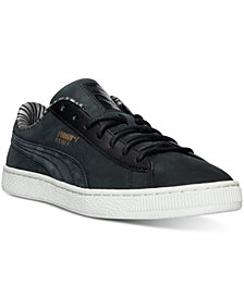 Puma Men's Basket Classic Citi Series Casual Sneakers from Finish Line